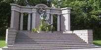 Texas Memorial Monument at Vicksburg Battleground - Leonard Lundgren Architect